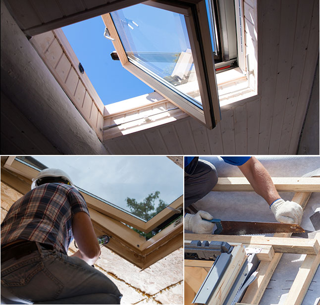Roof Skylights Services Roofing Service And Repair